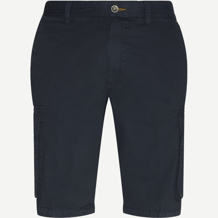 Shorts - Shorts - Regular - Blå