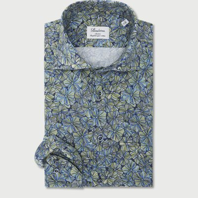 7719 Twofold Super Cotton Skjorte 7719 Twofold Super Cotton Skjorte | Grøn