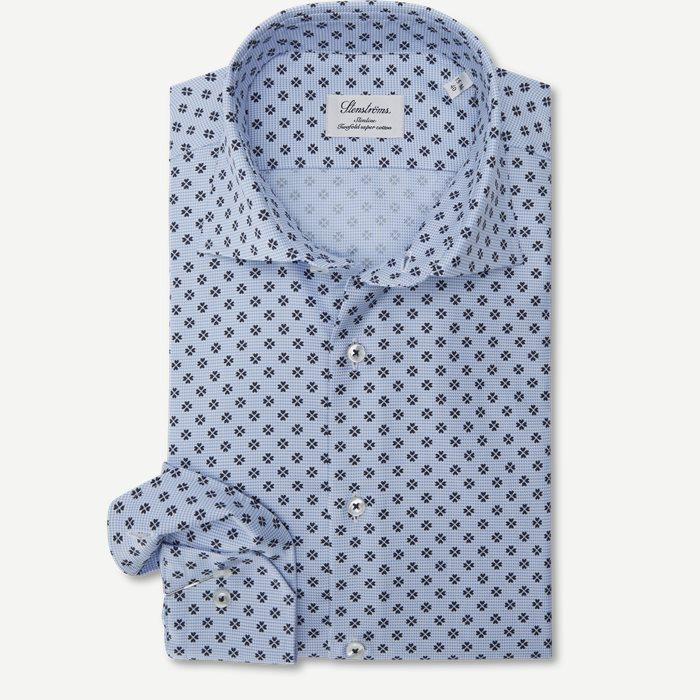 Twofold Super Cotton Skjorte - Skjorter - Blå