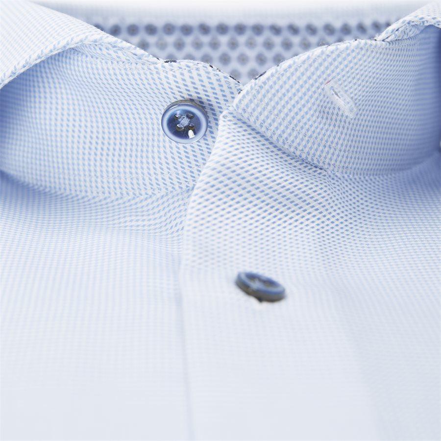 2193 784111/684111 - 2193 Twofold Super Cotton Skjorte - Skjorter - LYSBLÅ - 3