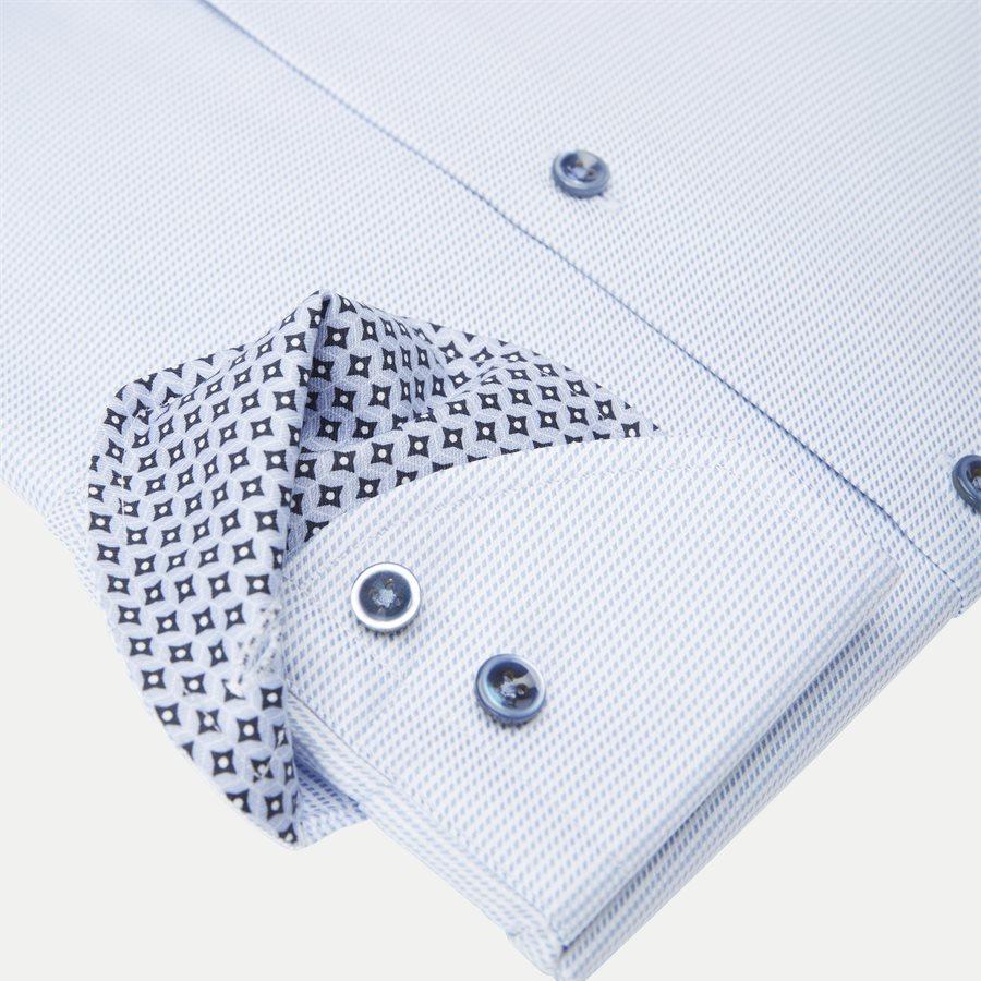 2193 784111/684111 - 2193 Twofold Super Cotton Skjorte - Skjorter - LYSBLÅ - 4