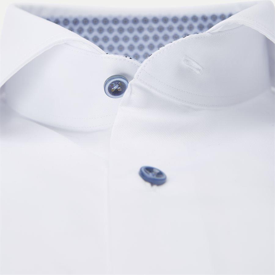 2194 784111/684111 - 2194 Twofold Super Cotton Skjorte - Skjorter - HVID - 3