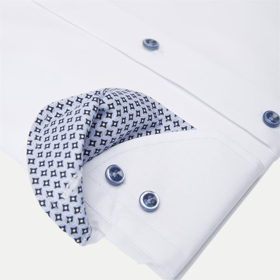 2194 784111/684111 - 2194 Twofold Super Cotton Skjorte - Skjorter - HVID - 4