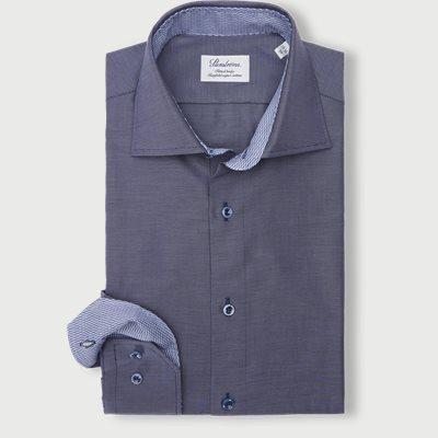 7732 Twofold Super Cotton Skjorte 7732 Twofold Super Cotton Skjorte | Blå