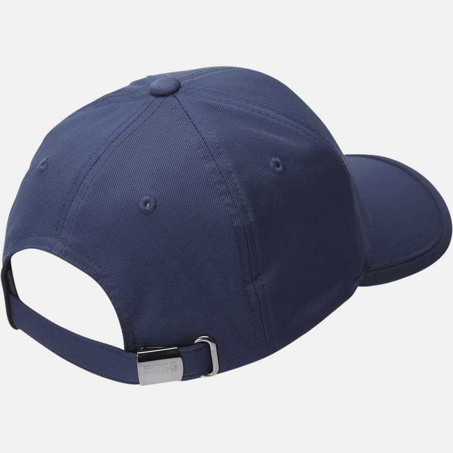 50390012 CAP-1 - Technical Stretch Twill Cap - Caps - NAVY - 2