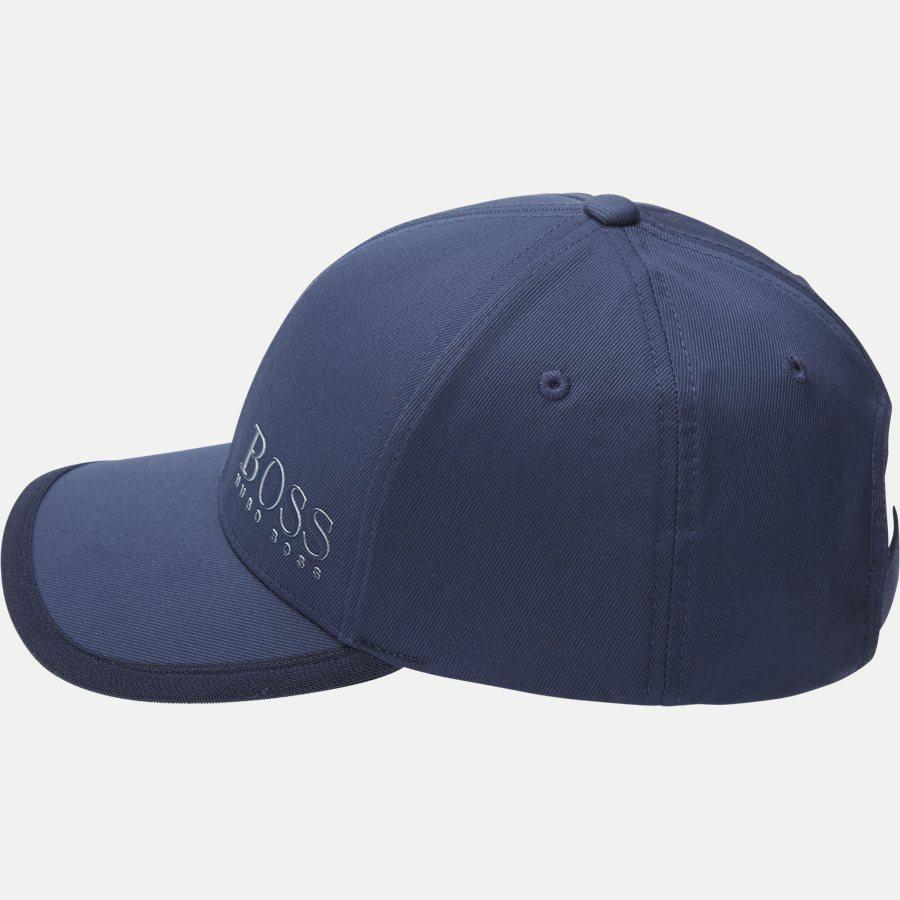 50390012 CAP-1 - Technical Stretch Twill Cap - Caps - NAVY - 3
