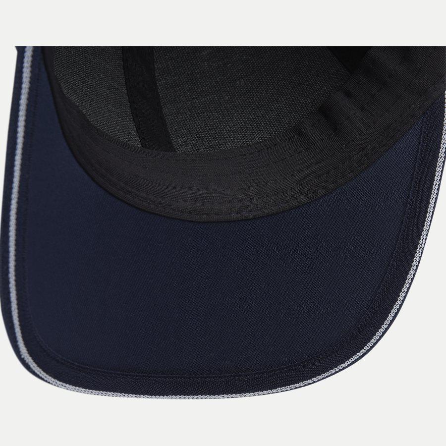 50390012 CAP-1 - Technical Stretch Twill Cap - Caps - NAVY - 6