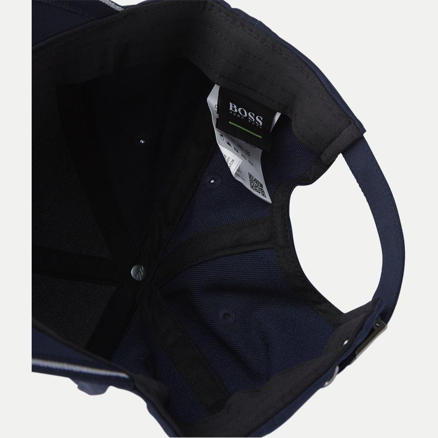 50390012 CAP-1 - Technical Stretch Twill Cap - Caps - NAVY - 7