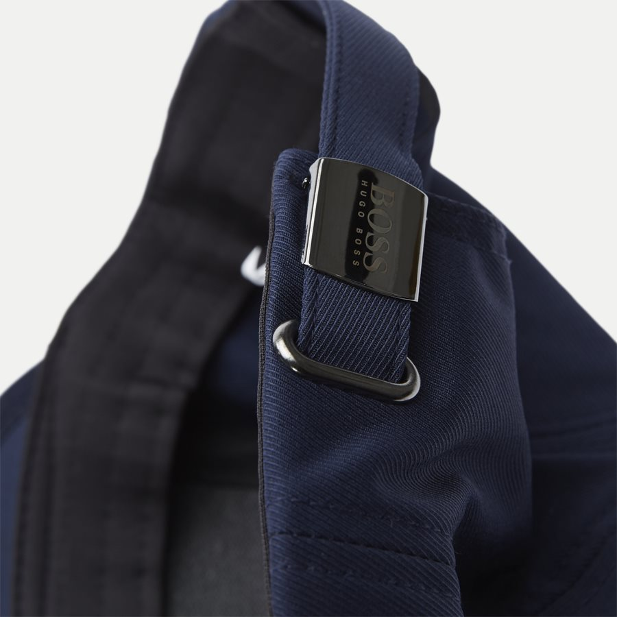 50390012 CAP-1 - Technical Stretch Twill Cap - Caps - NAVY - 8