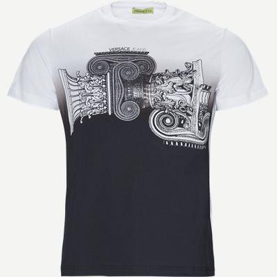 Jersey Cotton Mercury T-shirt Slim | Jersey Cotton Mercury T-shirt | Hvid