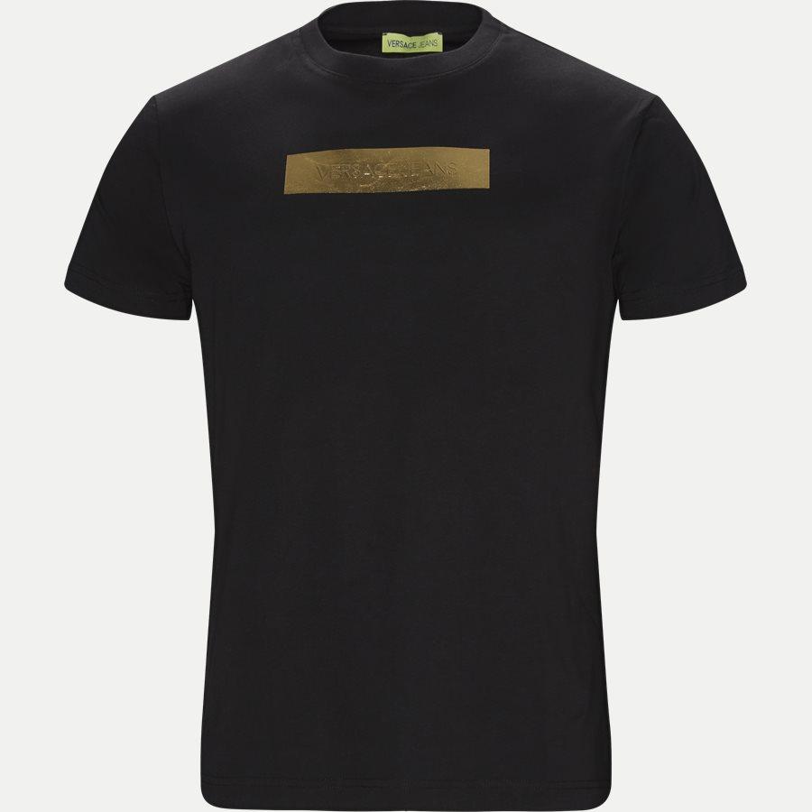 B3GTB7R2 11620 - T-shirts - Regular - SORT - 1