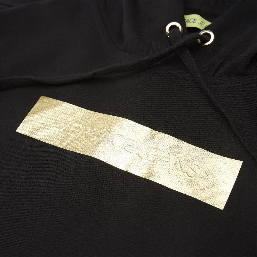 B7GTB7FW 13850 - Sweatshirts - Regular - SORT - 4