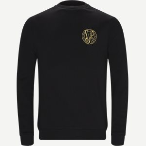 Felpa Logo Sweatshirt Regular | Felpa Logo Sweatshirt | Sort