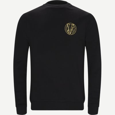 Felpa Logo Sweatshirt Regular | Felpa Logo Sweatshirt | Sort