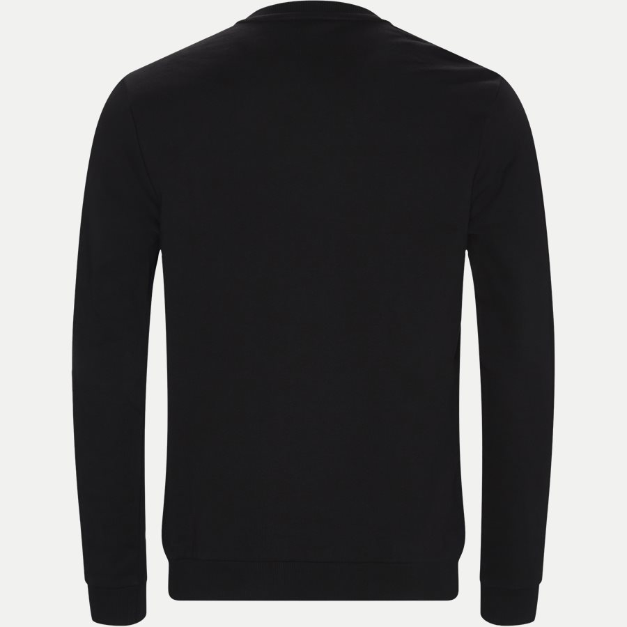 B7GTB7FE 36604 - Felpa Logo Sweatshirt - Sweatshirts - Regular - SORT - 2