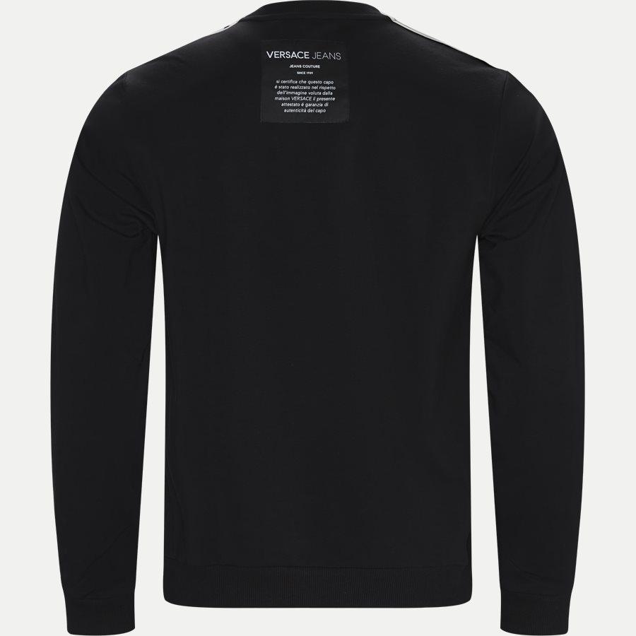 B7GTB7F9 13850 - Fleece Logo Tape Sweatshirt - Sweatshirts - Regular - SORT - 2