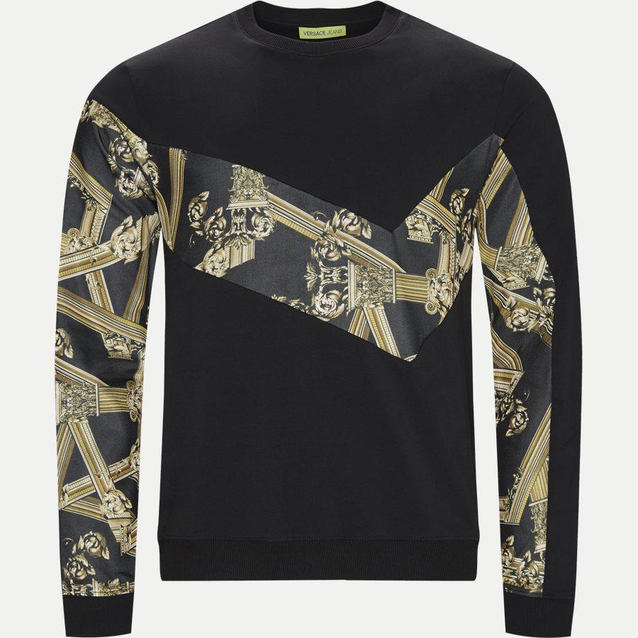 B7GTB7F0 13850 - Sweatshirts - Regular - SORT - 1