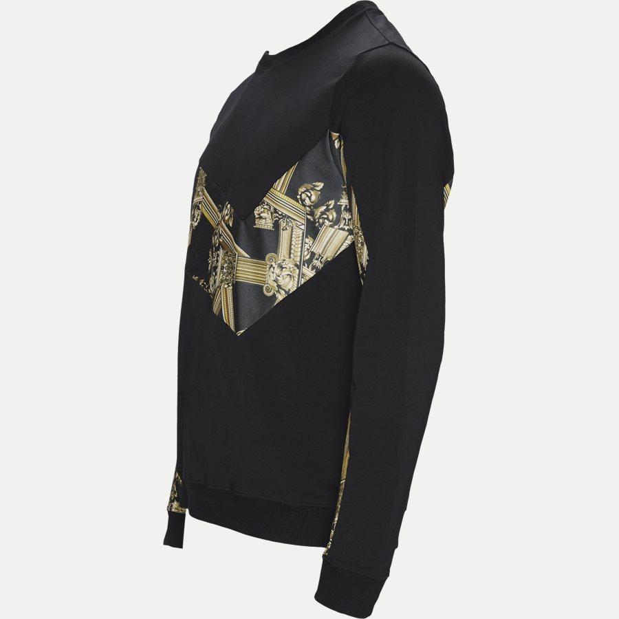 B7GTB7F0 13850 - Sweatshirts - Regular - SORT - 3