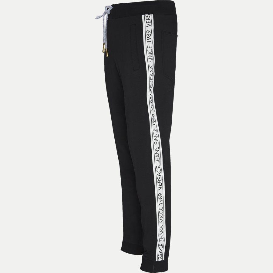 A2GTB1FI 13850 - Trousers - Slim - SORT - 4