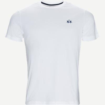 Jersey T-shirt Regular | Jersey T-shirt | Hvid