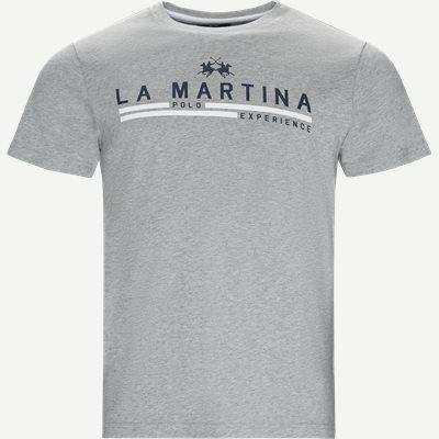 Jersey T-shirt Regular | Jersey T-shirt | Grå