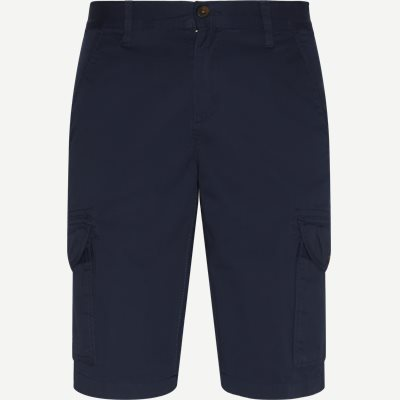 Tower Cargo Shorts Regular | Tower Cargo Shorts | Blå