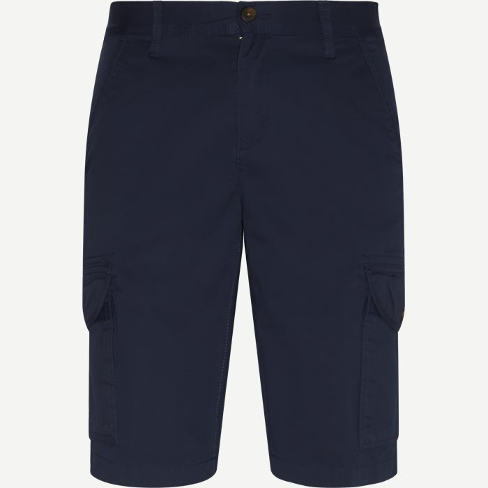 Tower Cargo Shorts - Shorts - Regular - Blå