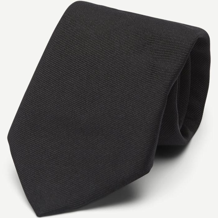 Slips 7,5 cm. - Slips - Sort