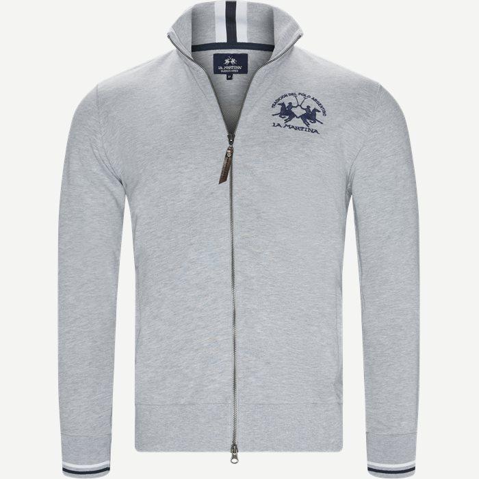 Sweatshirts - Regular - Grå