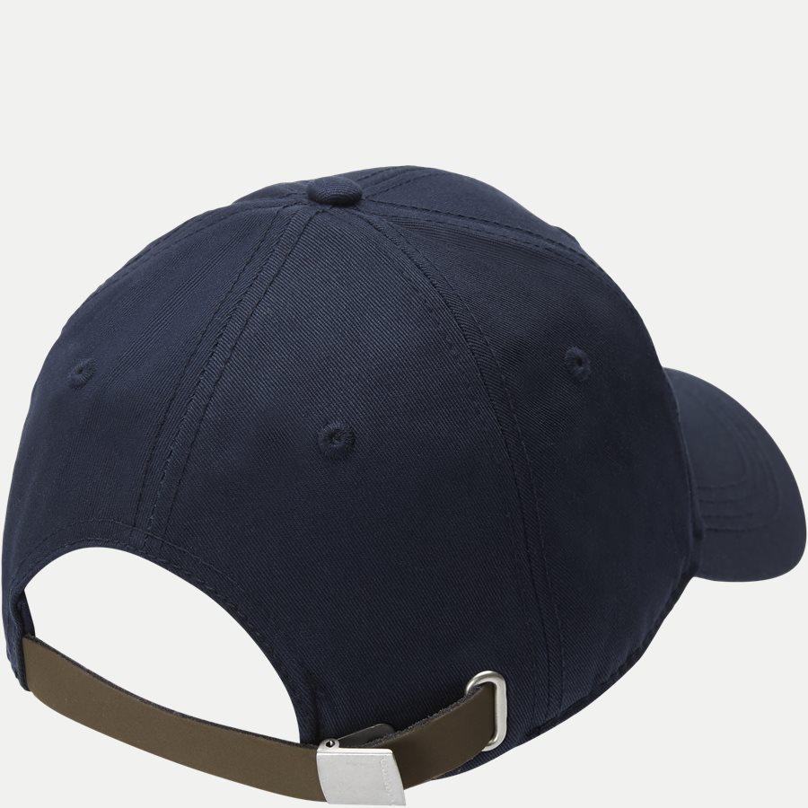 NUH002-TW009 - Caps - NAVY - 2