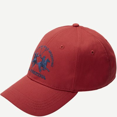 Caps | Rød