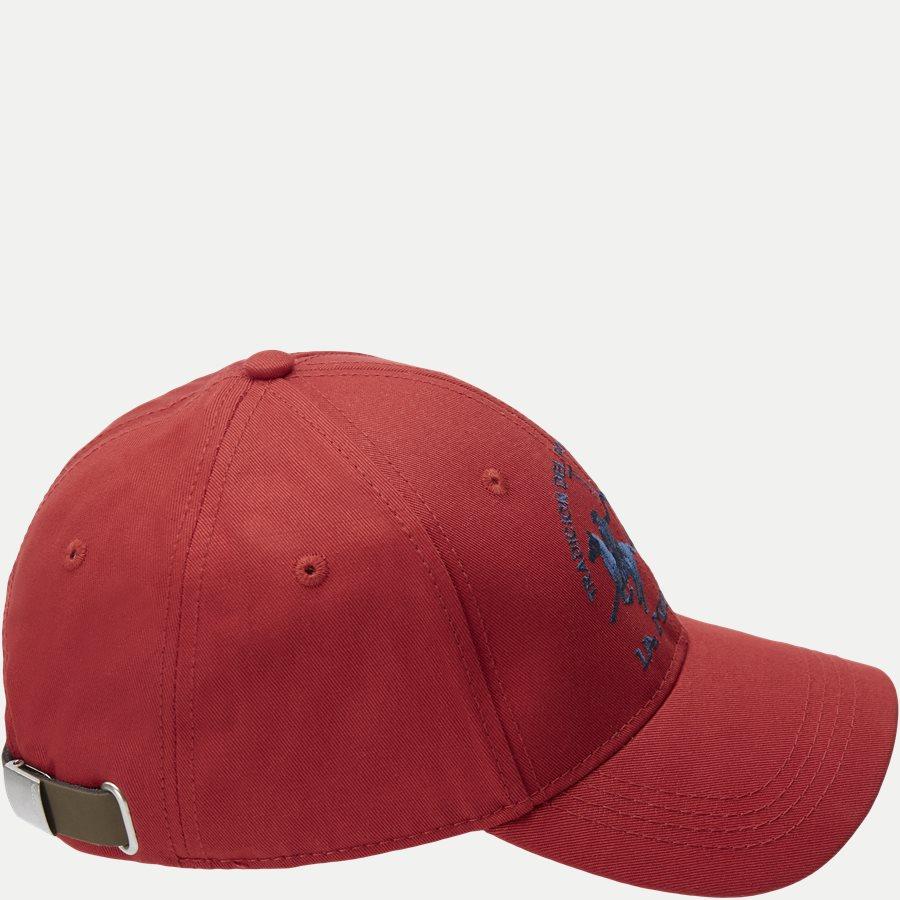 NUH002-TW009 - Caps - RØD - 4