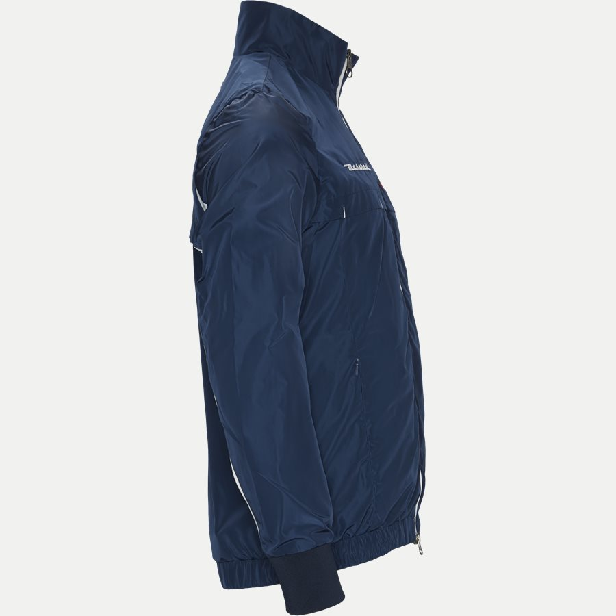 NMOM33-PA004 - Man Nylon Bomber Jacket - Jakker - Regular - NAVY - 4