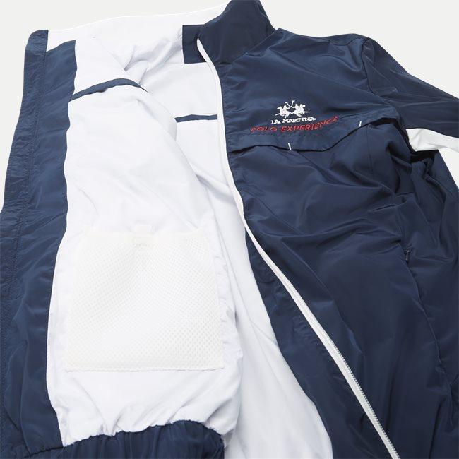 Man Nylon Bomber Jacket
