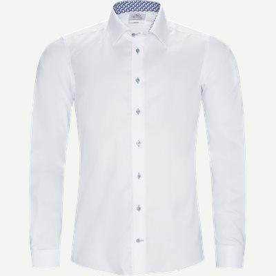 8081 Jake SC/Gordon Skjorte 8081 Jake SC/Gordon Skjorte | Hvid