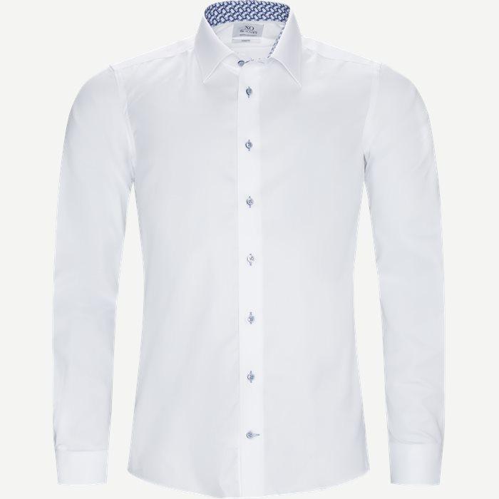 8081 Jake SC/Gordon Skjorte - Skjorter - Hvid