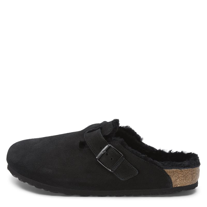 Image of   Birkenstock 0259881 Sko Black