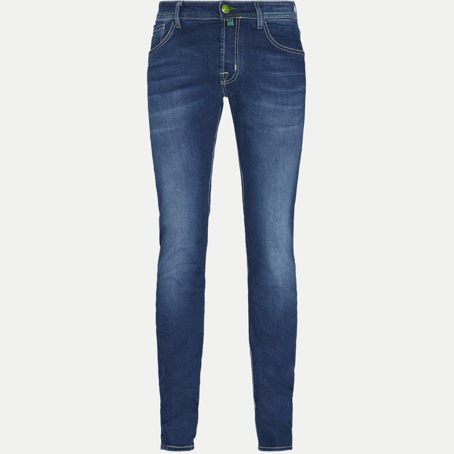979 J622 W2 - J622 handmade Tailored Jeans - Jeans - Slim - DENIM - 1