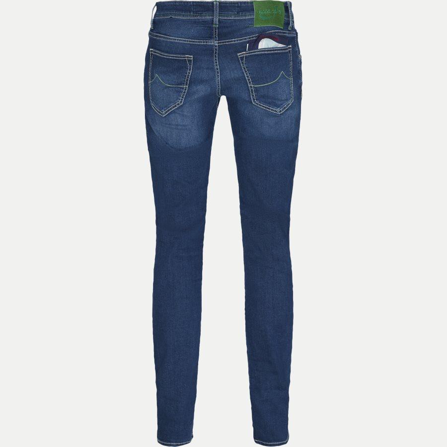 979 J622 W2 - J622 handmade Tailored Jeans - Jeans - Slim - DENIM - 2