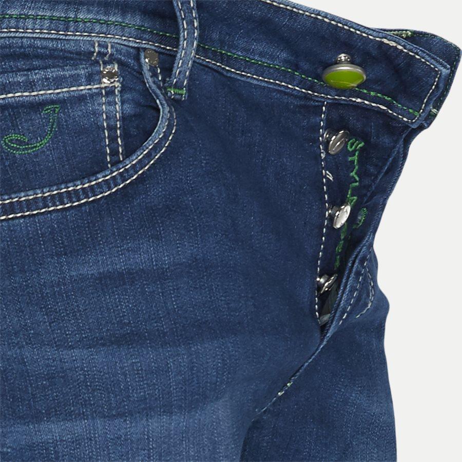 979 J622 W2 - J622 handmade Tailored Jeans - Jeans - Slim - DENIM - 4