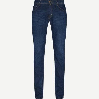 J622 Handmade Tailored Jeans Slim   J622 Handmade Tailored Jeans   Denim