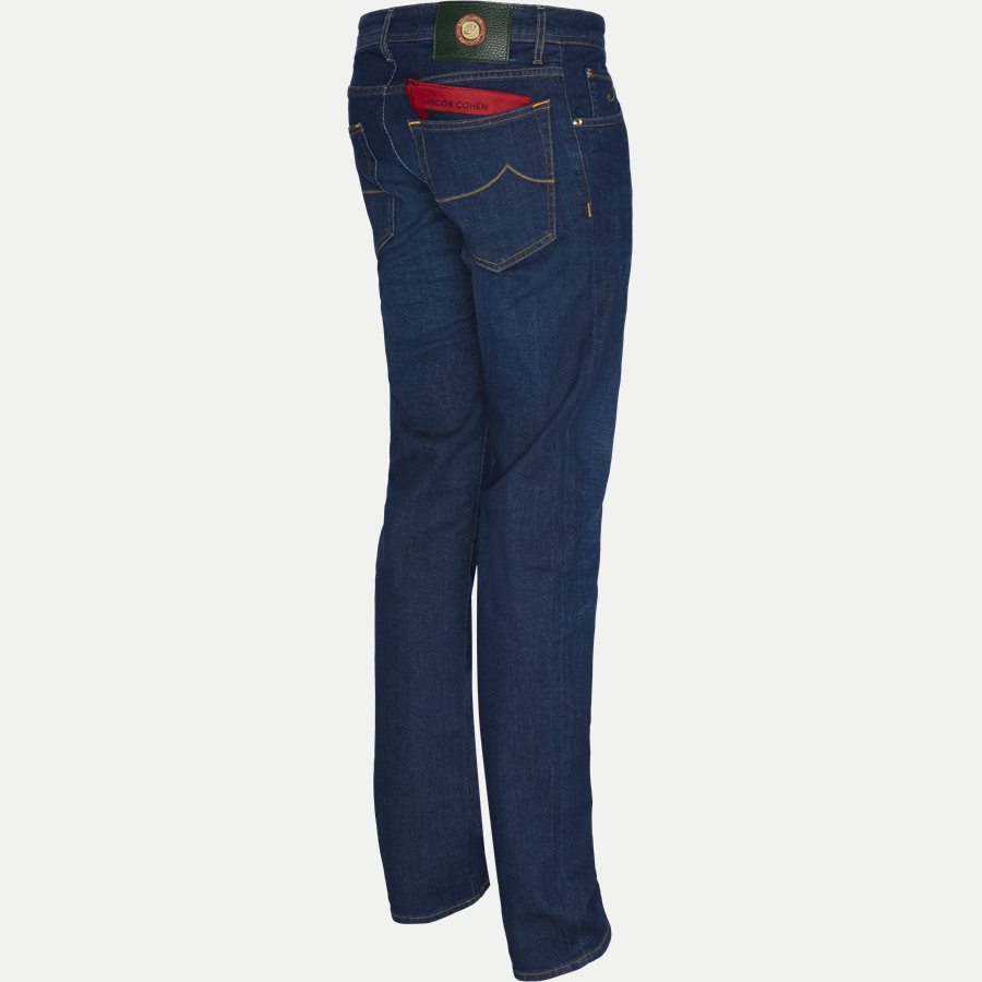 919 J622 W4 - J622 Handmade Tailored Jeans - Jeans - Slim - DENIM - 3