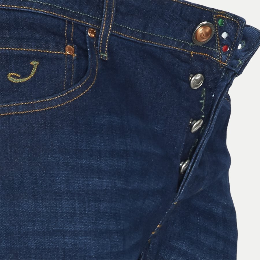 919 J622 W4 - J622 Handmade Tailored Jeans - Jeans - Slim - DENIM - 4
