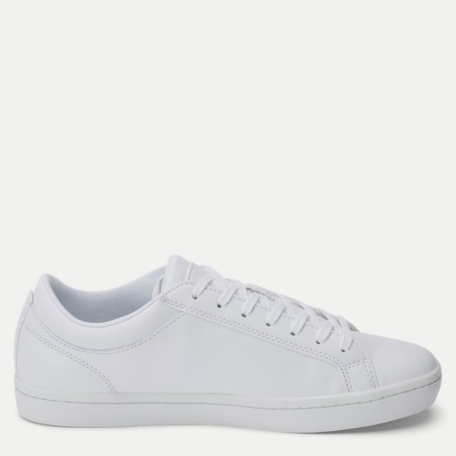 STRAIGHT BL 1 - Straightset Sneaker - Sko - HVID - 2