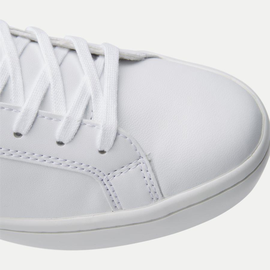STRAIGHT BL 1 - Straightset Sneaker - Sko - HVID - 4