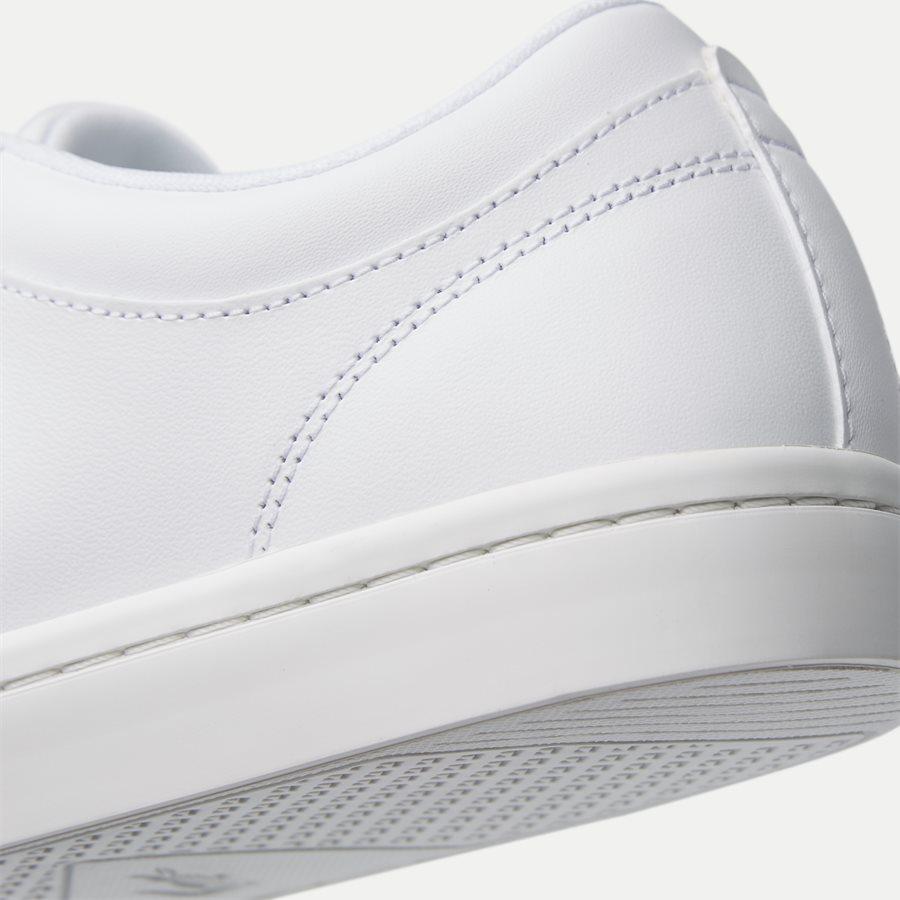 STRAIGHT BL 1 - Straightset Sneaker - Sko - HVID - 5