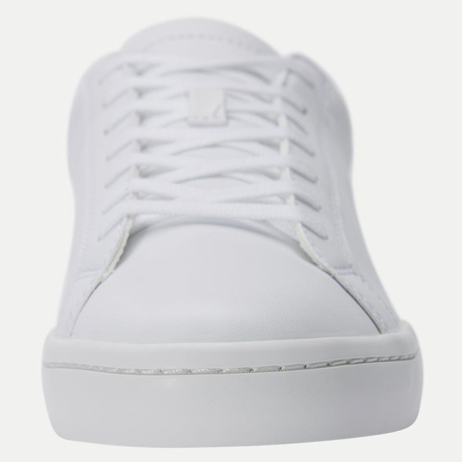 STRAIGHT BL 1 - Straightset Sneaker - Sko - HVID - 6