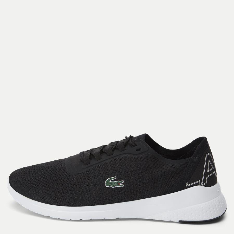 LT FIT 119 1 - Shoes - SORT/HVID - 1