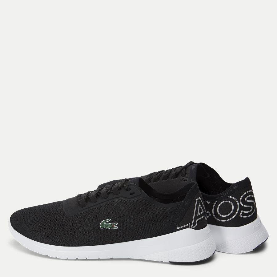 LT FIT 119 1 - Shoes - SORT/HVID - 3