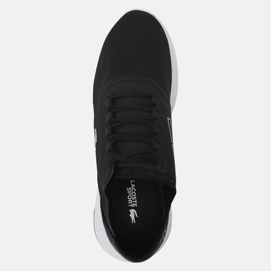 LT FIT 119 1 - Shoes - SORT/HVID - 8